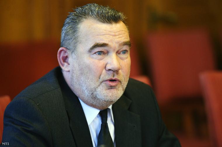 Dr. Székely László, ombudsman