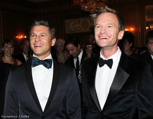 Az egyik leghíresebb melegpár, Neil Patrick Harris és David Burtka is elégg hasonlítanak   egymásra
