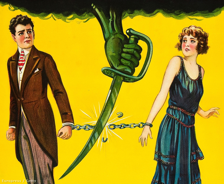 Válás, 1923.