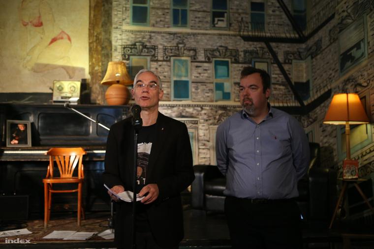 Balog Zoltán és L. Simon László