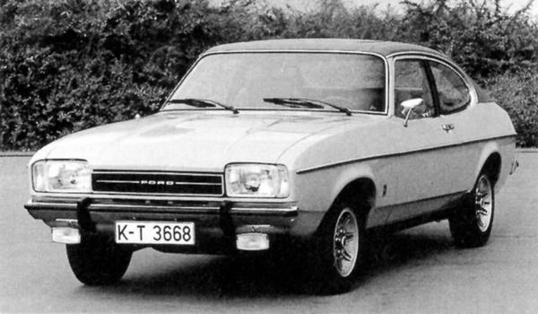 Ford Capri II