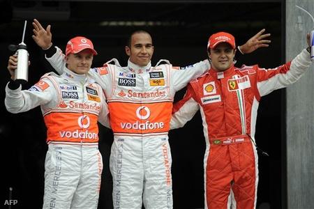 Előny a McLarennél
