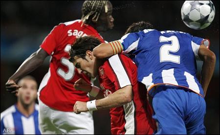 Arsenal-Porto 4-0