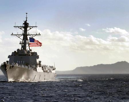 USS Chafee