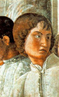 Janus Pannonius önarcképe