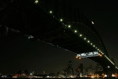 Sydneyben is lekapcsolták