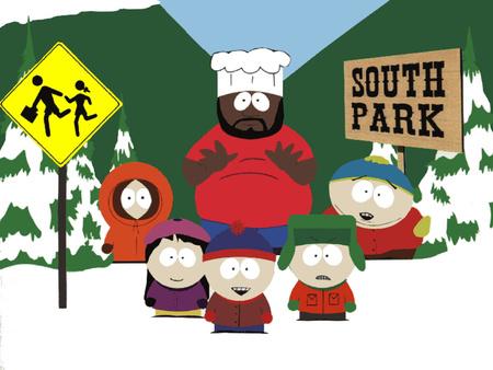 j  min s g  south park