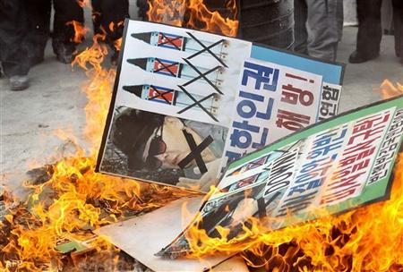 Dél-Koreában tiltakoznak ellene