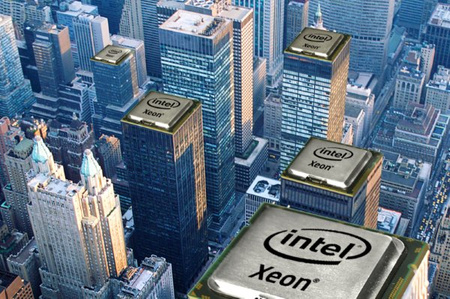 Xeon RoofTops Shot