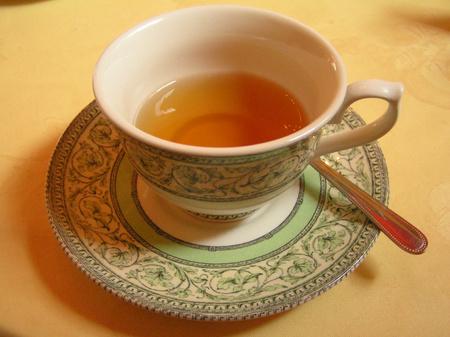 Cup of tea, Scotland