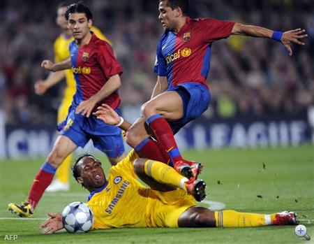 Lyukasnak tűnt néha a Barca védelme