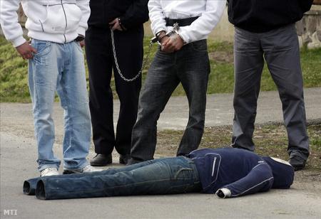 Az olaszliszkai emberölés helyszíni tárgyalása  márciusban