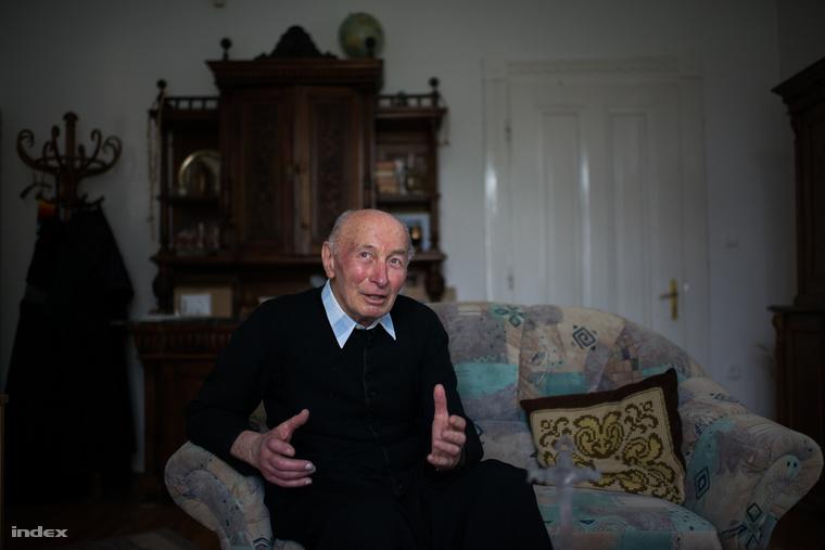 A legédesebb plébános: Gyuriga Károly