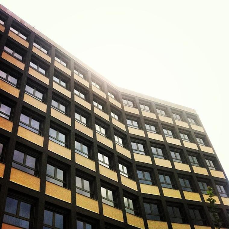 Az NFM épülete a Margit körúton