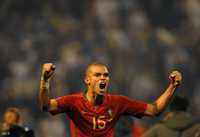 Amióta a Realba került Pepe, a portugál válogatottból is kihagyhatatlan