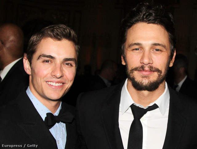 James Franco és Dave Franco