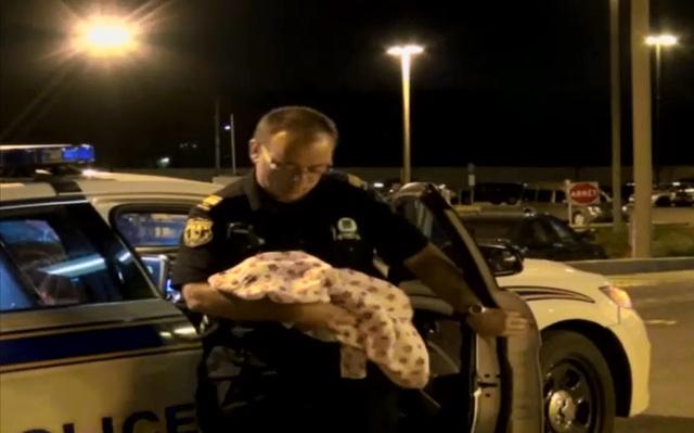 gyerek megtalal rendor