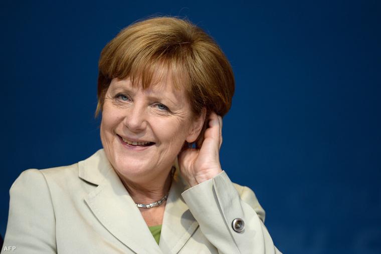 Merkel a legbefolyásosabb