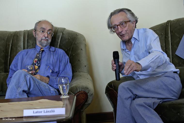 Bándy Sándor és Lator László