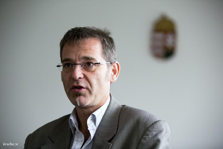 Dr. Horváth Zsolta Budapest Környéki Törvényszék bírája
