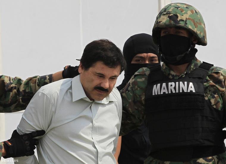 """Joaquín """"El Chapo"""" Guzmán"""
