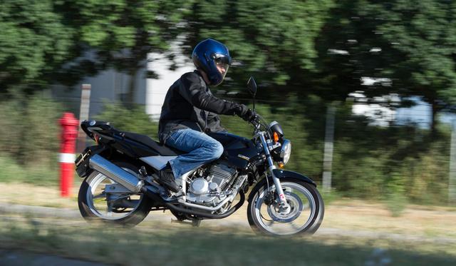 A Honda CBF250 az egyik legbiztosabb választás