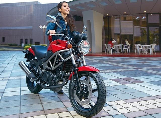 A VTR250 talán a legkívánatosabb kortárs kis-Honda. Kár, hogy már nem forgalmazzák Magyarországon