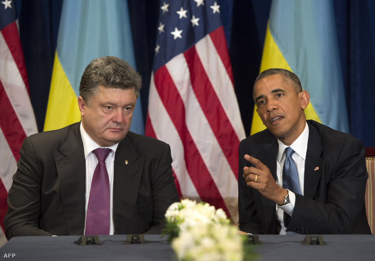 Obama Proshenkoval találkozott