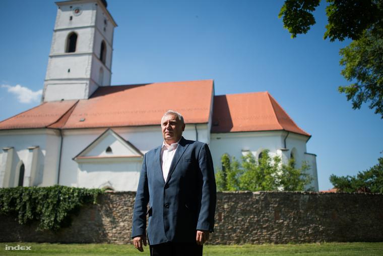 Füzesséri József, Szikszó polgármestere