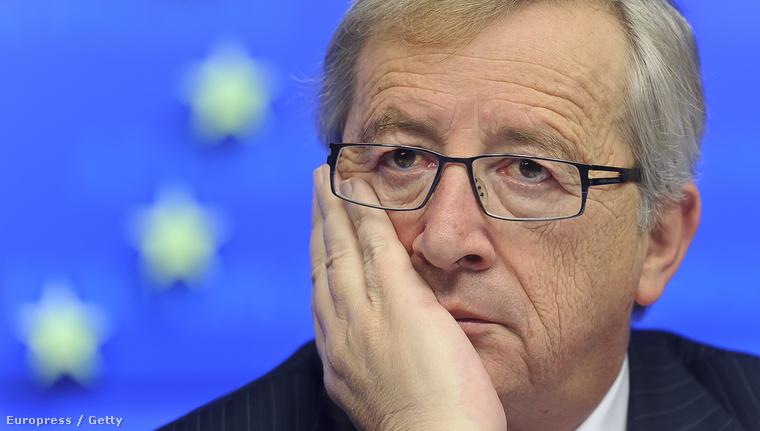 Jean-Claude Juncker, Luxemburg miniszterelnöke és egyben az eurózóna pénzügyminisztereinek vezetője