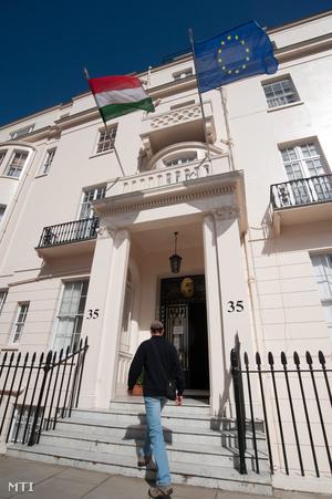 Londoni Magyar Nagykövetség