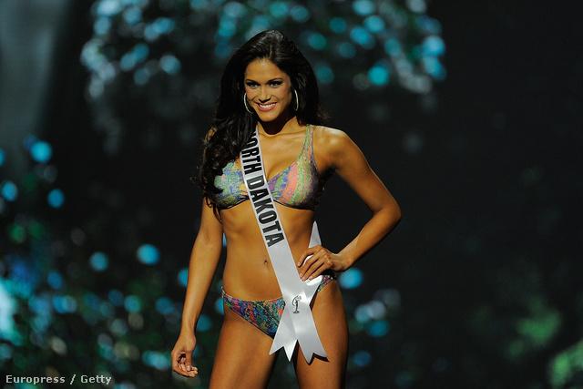 Miss North Dakota USA Audra Mari