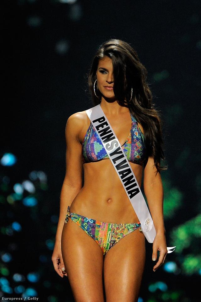 Miss Pennsylvania USA Valerie Gatto