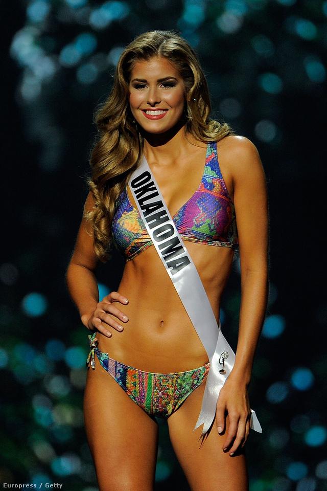 Miss Oklahoma USA Brooklynne Young