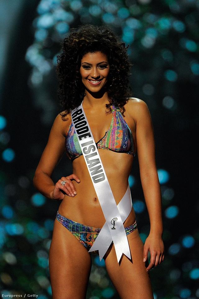 Miss Rhode Island USA Christina Palavra