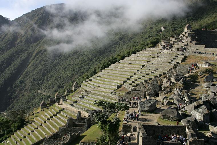 Machu Picchu =macsu pikcsu