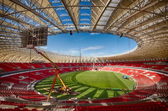 Beira Rio stadion (Porto Alegre)