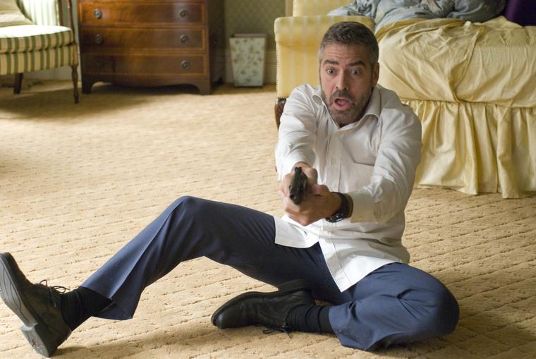 George Clooney az Égető bizonyíték című filmben