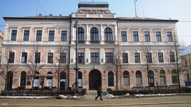 A Tisza-palota épülete, amely ma a MÁV Zrt. Üzemeltetői Főigazgatóság Területi Igazgatóságának irodaháza az egyik lehetséges helyszín Fazekas Sándor minisztériuma számára.
