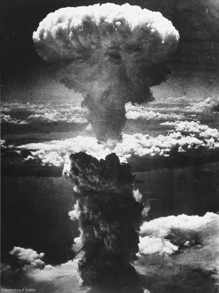 Nagaszaki, 1945.