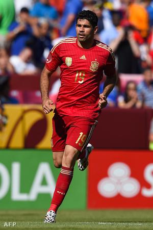 Diego Costa - állítólag - teljesen egészséges