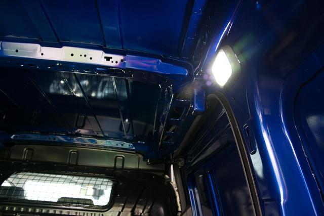 Az első raktérlámpa, ami tényleg világít