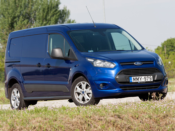Ford Transit Connect 1.6 TDCI Trend – 2014.