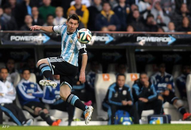 Messi Besics ellen sem áll majd le