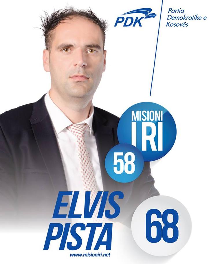 Elvis Pista