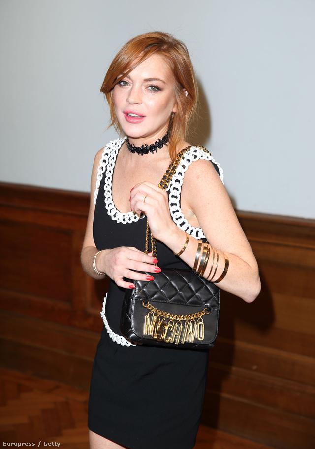 Lindsay Lohan és a szeplői mostanában