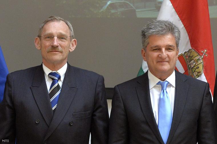 Pintér Sándor és Tasnádi László