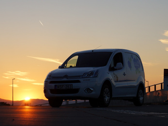 Teszt: Citroën Berlingo Electric - 2014.