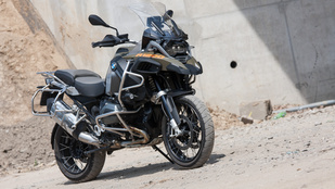 BMW R1200 GS Adventure – 2014.