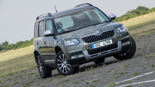 Škoda Yeti Outdoor L&K 2.0 CR TDI DSG